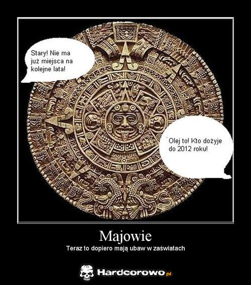Majowie - 1