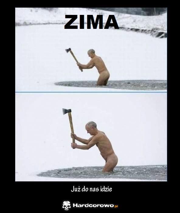 Zima  - 1