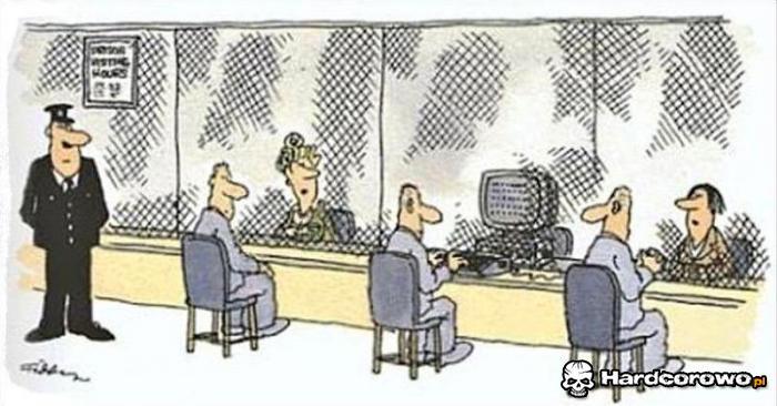 Informatyk w więzieniu - 1
