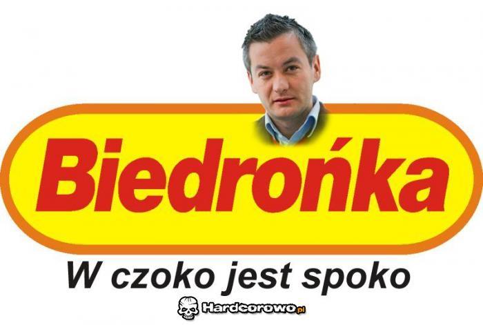Biedrońka - 1