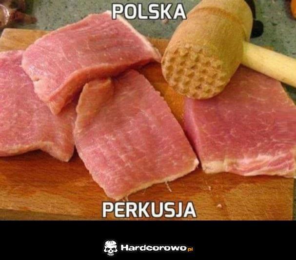 Polska perkusja - 1