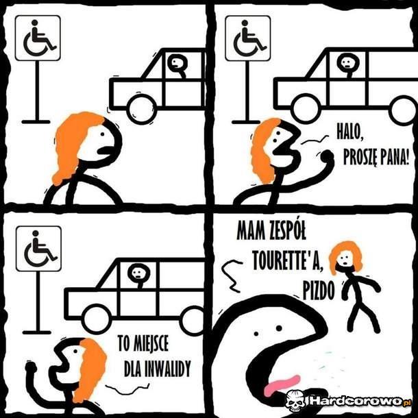 Na parkingu - 1