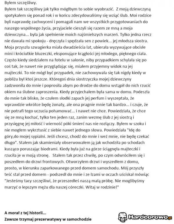 Historia z morałem - 1