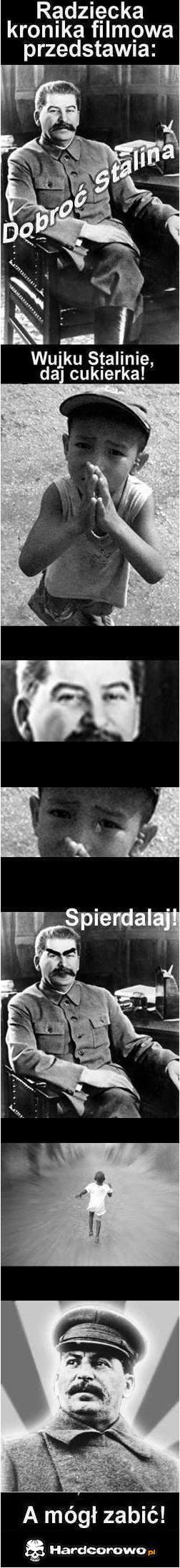 Dobroć wujka Stalina - 1