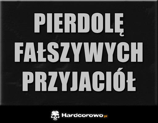 Pierdolę - 1
