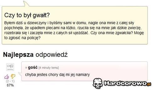 Pytanie - 1