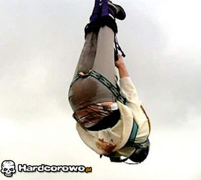 Hardcorowy skok na bungee - 1
