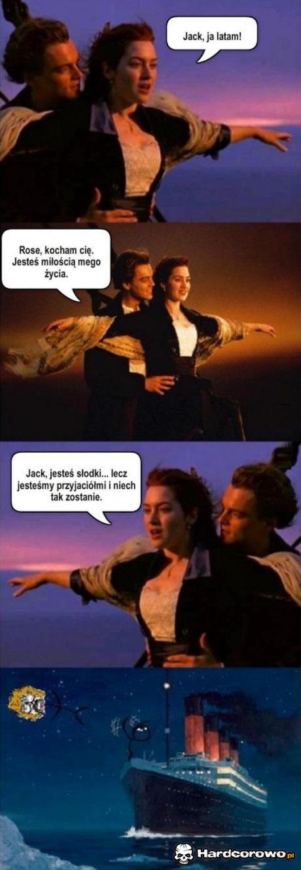 Titanic wersja prawdziwa - 1