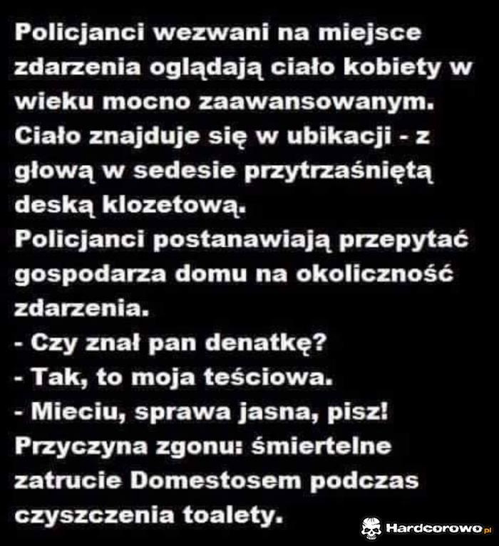 Interwencja Policyjna  - 1
