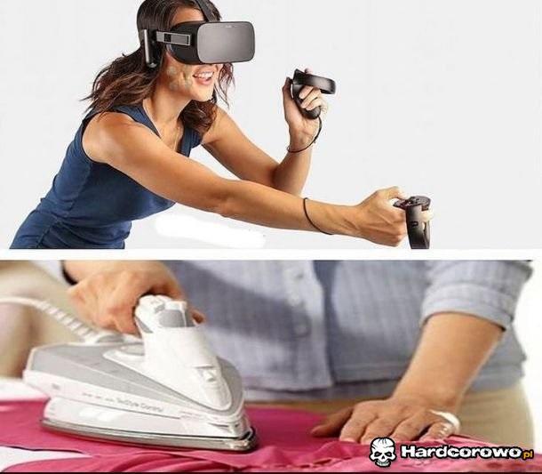 Wirtualna rzeczywistość - 1