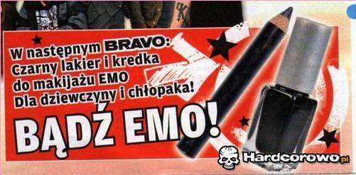 Bądź emo z Bravo - 1