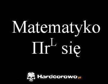 Matematyka - 1