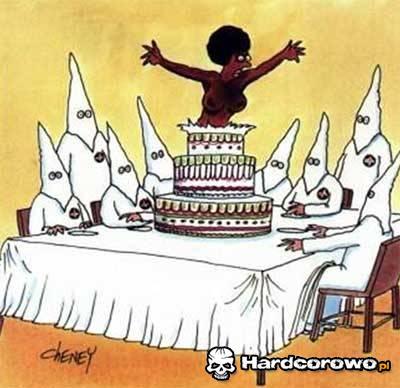 Impreza w Ku Klux Klan - 1