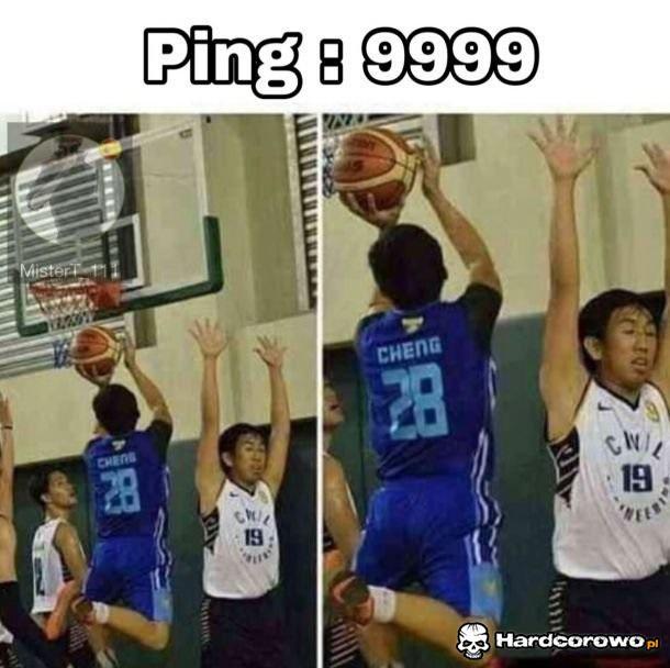 Za duży Ping - 1