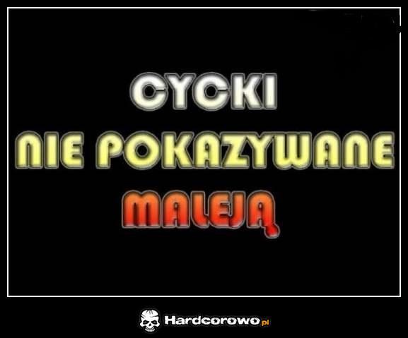 Cycki - 1