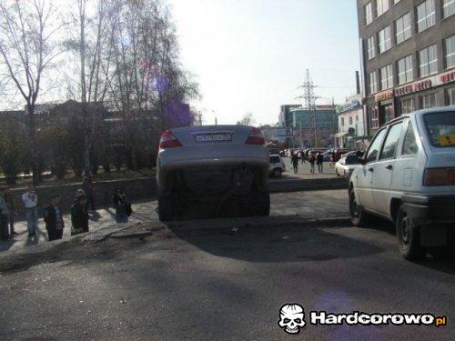 Tak parkują tylko kobiety  - 1