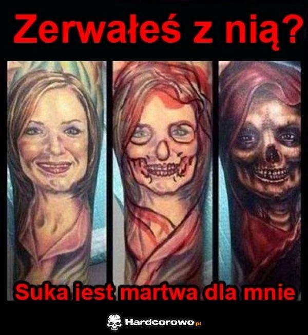 Tatuaż z byłą - 1