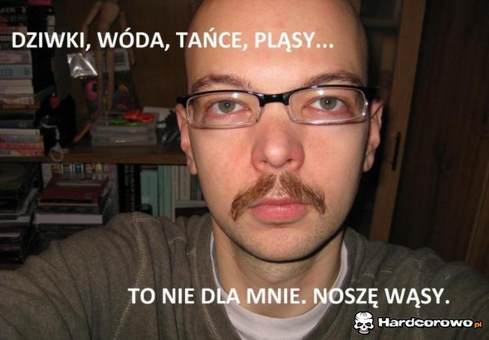 Wąsy - 1