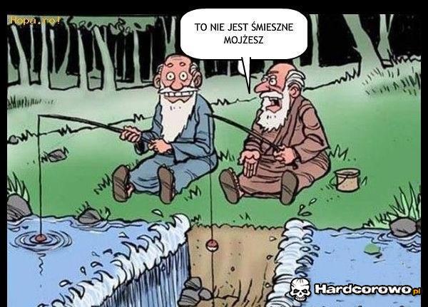 Żart Mojżesza - 1
