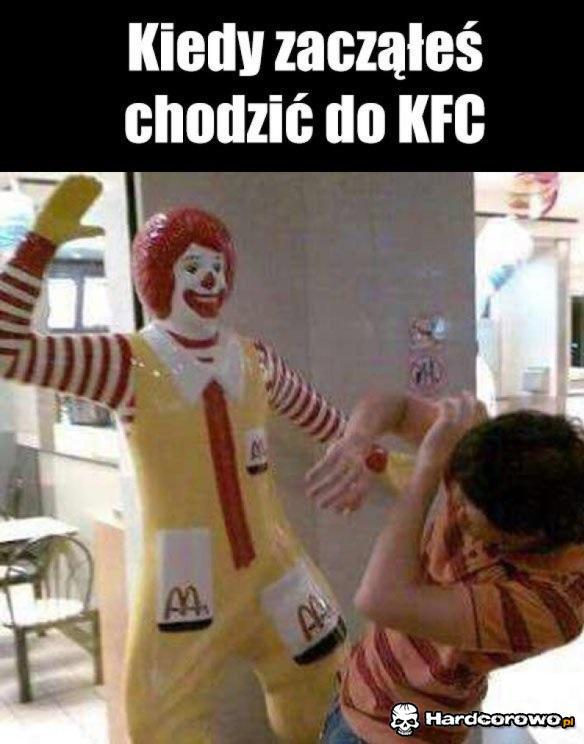 Wściekły McDonalds - 1