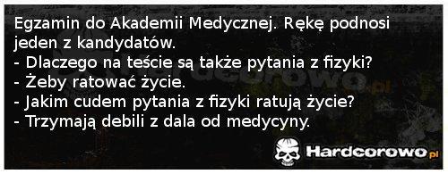 Medycyna - 1