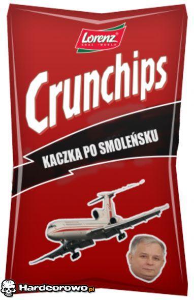 Crunchips - Kaczka po smoleńsku - 1