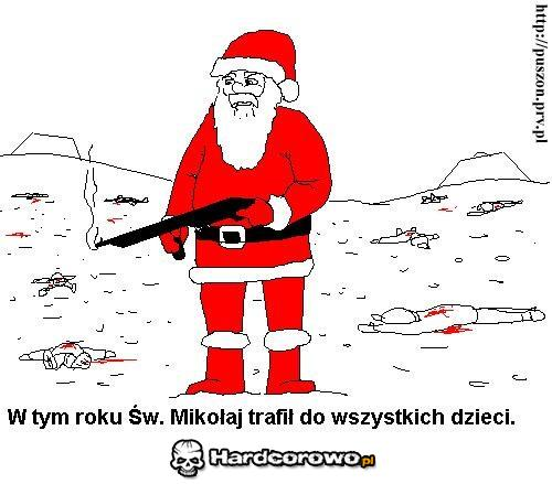 W tym roku Św. Mikołaj... - 1