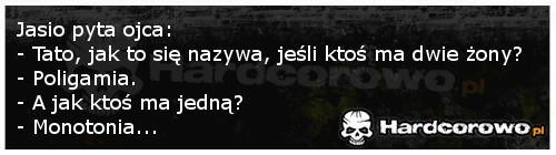 Jasio pyta ojca - 1