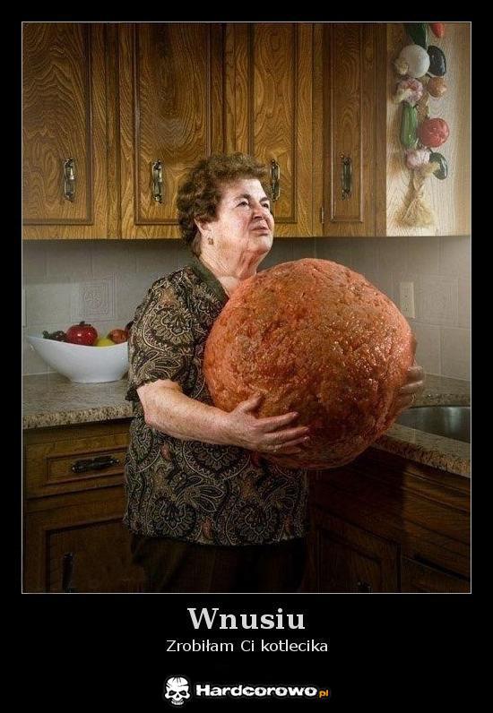 Kotlecik babci - 1