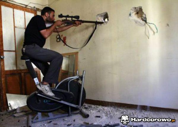 Obóz szkoleniowy ISIS - 1