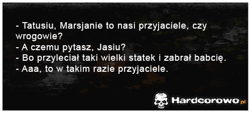 Marsjanie - 1