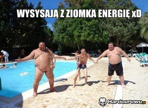 Wysysanie energii - 1