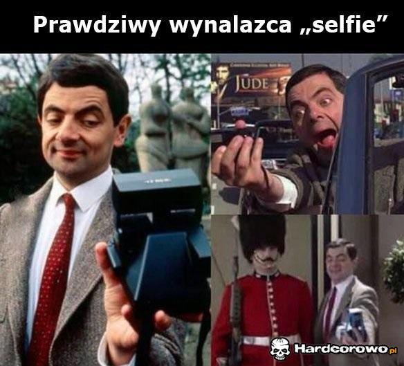 Wynalazca selfie - 1