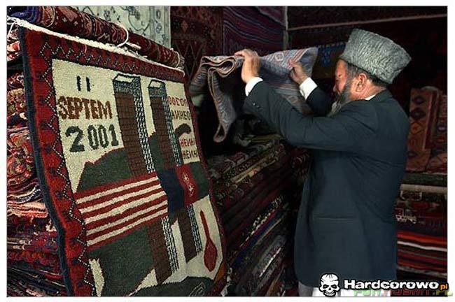 Najmodniejsze wzory dywanów - 1
