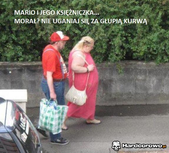Mario i księżniczka - 1
