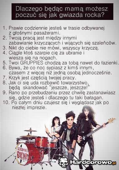 Jak gwiazda rocka - 1