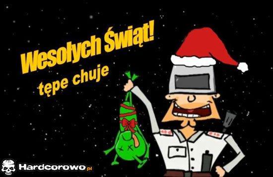 Wesołych świąt - 1