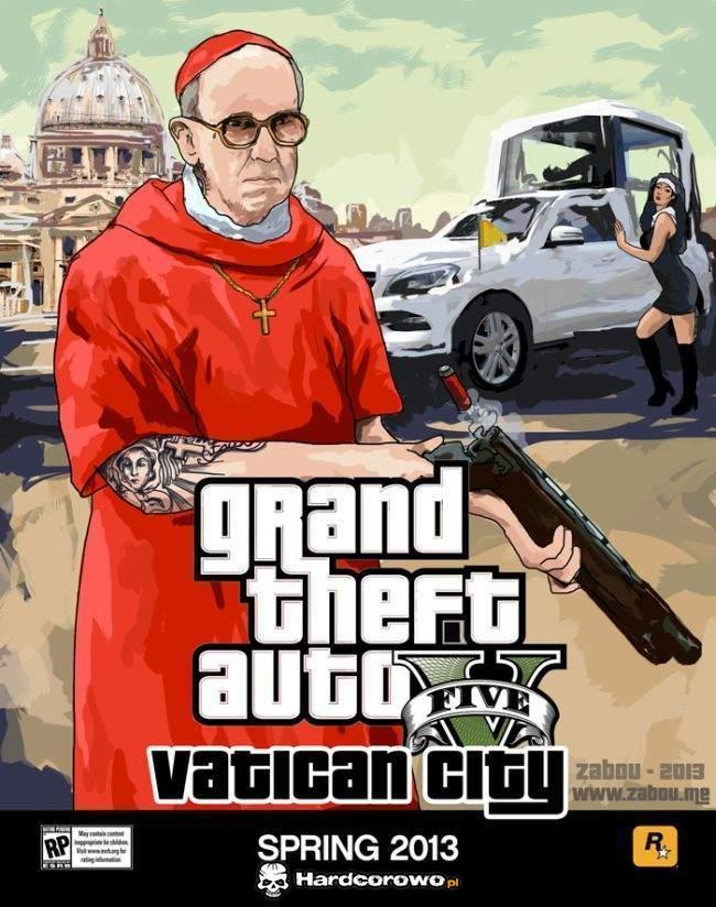 GTA Vatican City - 1
