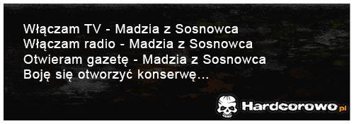 Włączam TV Madzia z Sosnowca - 1