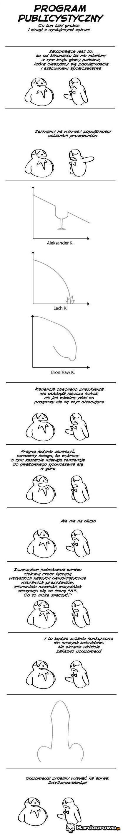 Program publicystyczny - 1
