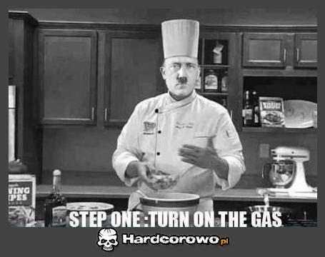 Krok pierwszy: włącz gaz - 1