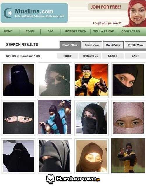 Serwis randkowy dla Muzułmanów - 1