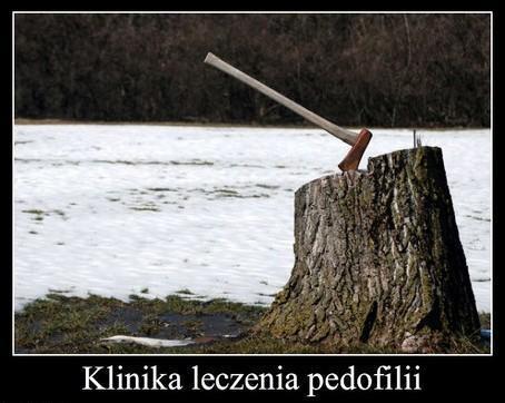 Klinika leczenia pedofilii - 1