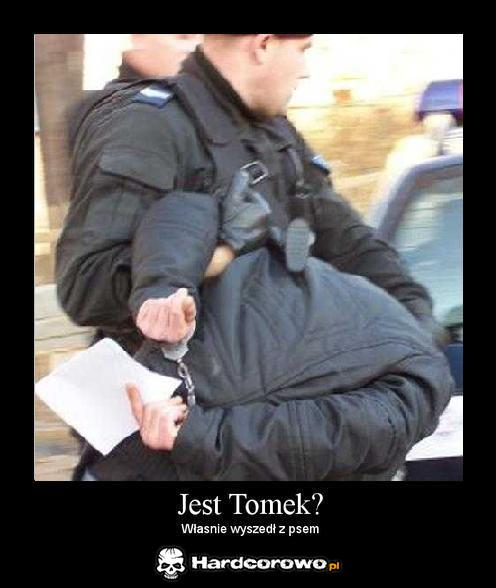 Jest Tomek? - 1