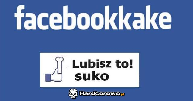 Facebookkake - 1