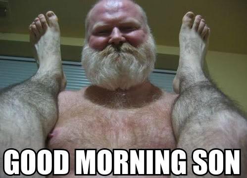Dzień dobry synu - 1