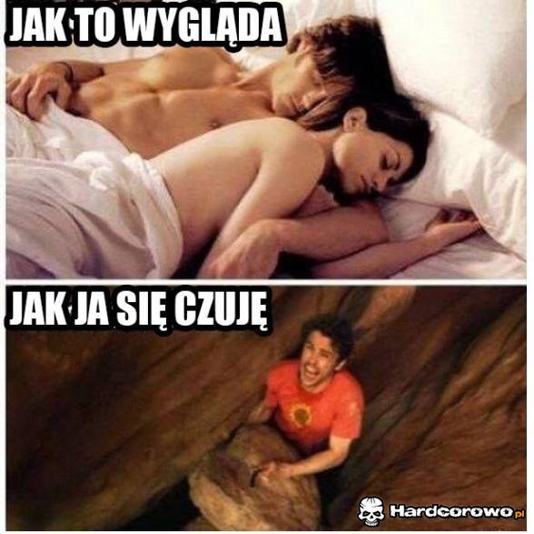 Spanie z laską - 1
