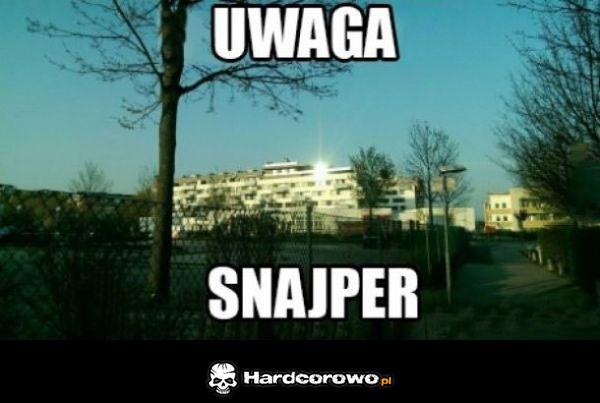 Snajper - 1