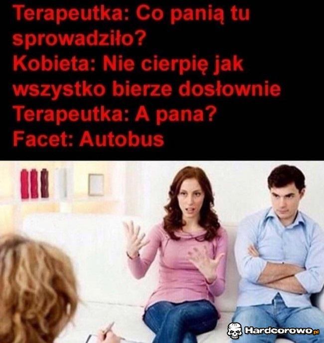 U terapeutki - 1