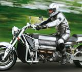 BMW Roadrunner V8 - hardcorowa maszyna z piekła rodem